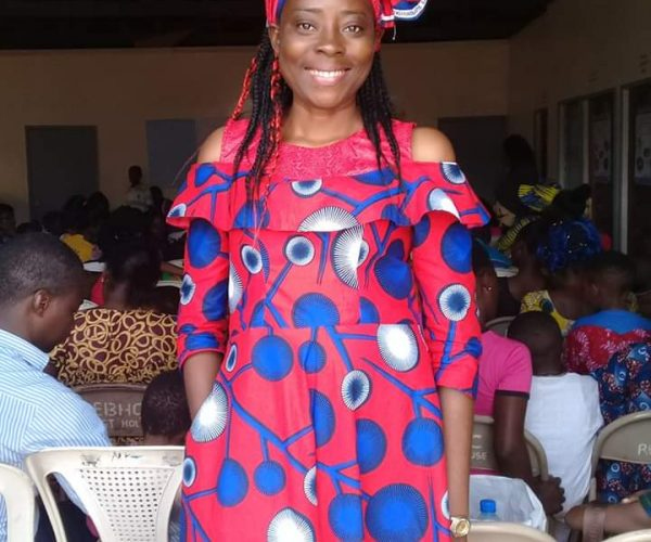 Feature: Celebrating Arrey-Echi Agbor-Ndakaw for International Women's Day